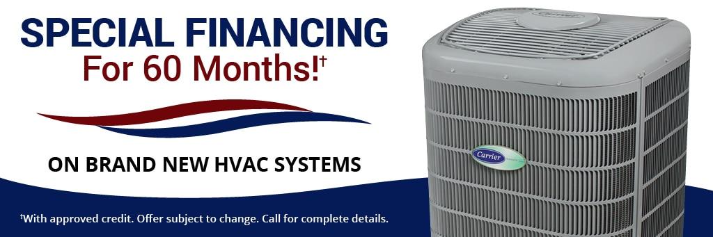 San Fernando HVAC Financing